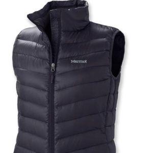 Marmot Jena 800-fill Down Vest Black M